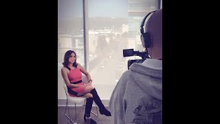 Host Rasha Goel with Global Beauty/Lifestyle Entrepreneur Shalini Vadhera
