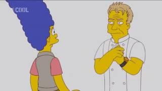 Simpsonovi Dobrá Manželka [4/5]   Kyanid a Štěstí TV