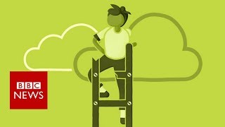 A glass ceiling - or a broken ladder?- BBC News