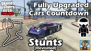 Fastest Cunning Stunts DLC Vehicles (Revisited) - Best Fully Upgraded Cars In GTA Online