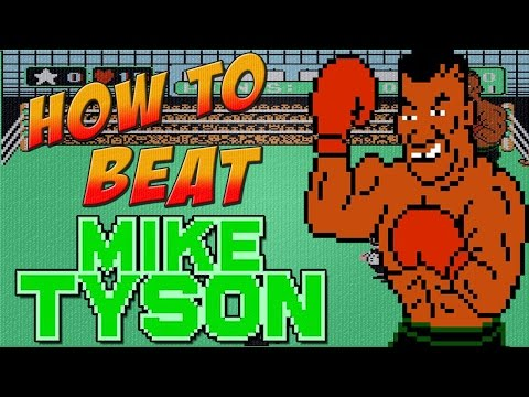How To Beat Mike Tyson in Punch Out