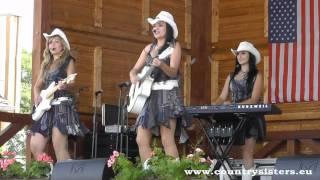 Country Sisters - Diggy Liggy (LIVE 2012)