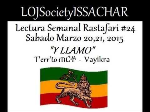 Sabado 24 Y Llamo Nombre de la Paternidad Divina Haile Selassie I