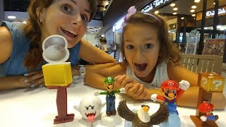 Yeni AVM mall of Antalyayı geziyoruz MC Donald's tan yeni oyuncakları alıyoruz ,Çocuk videosu