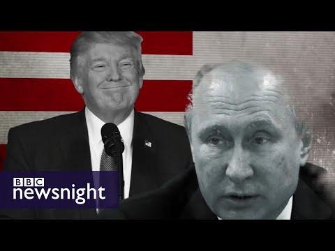Xxx Mp4 Did Russia Help Elect Trump BBC Newsnight 3gp Sex