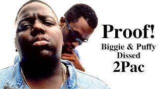 The Notorious B.I.G. Was Dissing 2Pac After He Passed