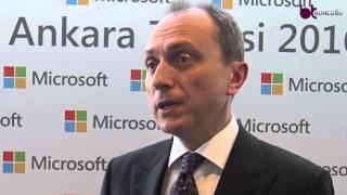 Microsoft Türkiye Genel Müdürü Murat Kansu Röportaj