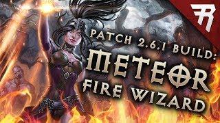 Diablo 3 2.6.1 Wizard Build: Meteor Firebird / Tal Rasha GR 114+ (Guide, Season 12)