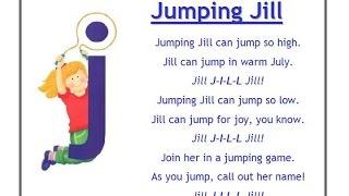 Alphafriends: Jumping Jill