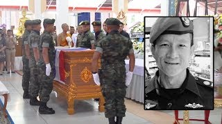Funeral Of Thai Navy Seal Cave Lost In Rescue