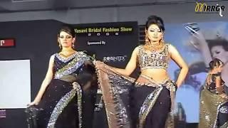 Mirror Bridal Fashion Show in Purobi Jewelers   Vasavi in Dhaka Club