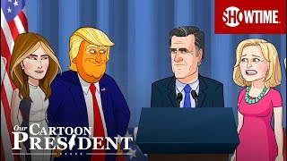 We All Have Shitty Marriages | Our Cartoon President | SHOWTIME