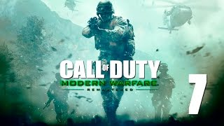 Call Of Duty 4 MW: Remastered | Español | Capitulo 7