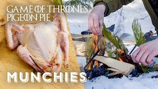 How To Make The Game of Thrones Pigeon Pie