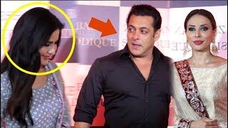Salman Khan IGNORES Katrina Kaif While With Girlfriend Iulia Vantur At Baba Siddique Iftar Party