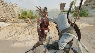 Assassin's Creed Origins: Stealth Action Moments & Epic Fights - Compilation Vol.3
