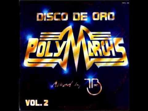 DISCO DE ORO DE POLYMARCHS Vol. 2 Varios artistas 1987