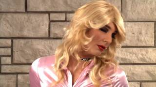 Cross Dressing Clothes Fashion Video By Suddenly Fem™ Starring Tiffany Amber Rhoads