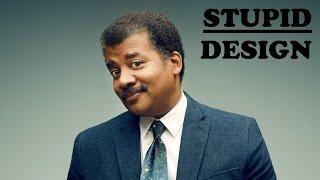 ► Neil deGrasse Tyson   Intelligent (Stupid) Design   FULL TALK