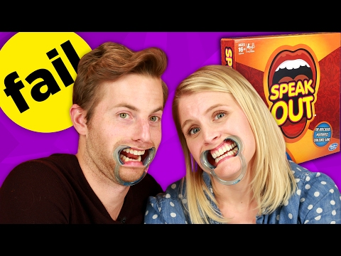 Couples Play The Mouthpiece Game • Ship It