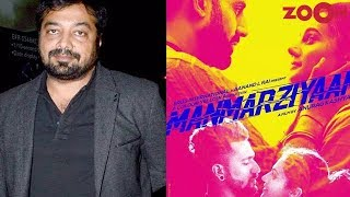 Anurag Kashyap REACTS over the controversy on