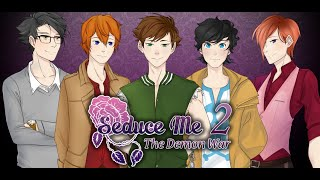 Seduce Me 2 The Demon War, Carrie and Irene