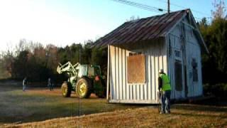 Rougemont Depot Move Part 2