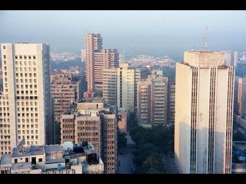 Xxx Mp4 Delhi Skyline Best Delhi Skyscraper Video 2018 India 3gp Sex