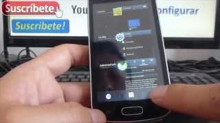 Samsung Galaxy Trend Lite Duos como liberar memoria interna en android español