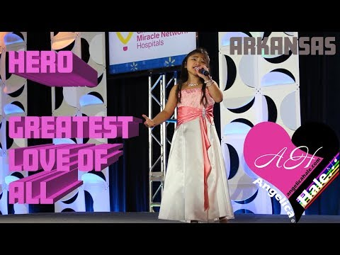 Angelica Hale Hero & Greatest Love of All Complete Performance