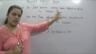 PRESENT PERFECT AND PERFECT CONTINUOUS TENSE for SSC CGL CHSL