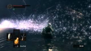 Dark Souls - Boss - How to - Darkroot Basin Hydra