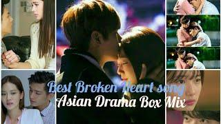 Best Broken Heart song// Korean Drama andThai Drama Mix// Broken Heart song Mashup.