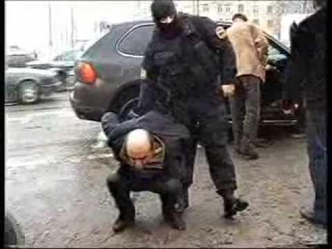 Russion Anti-mafia.