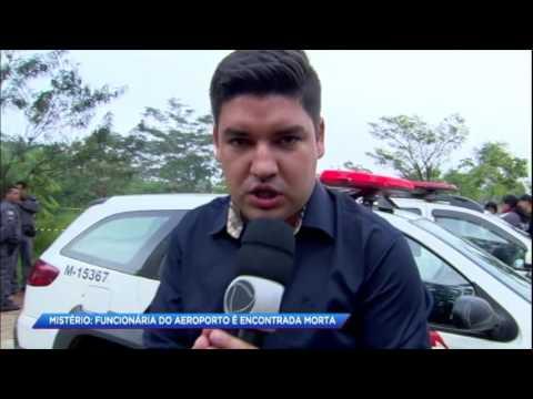 Mulher é morta a tiros em matagal próximo ao aeroporto de Guarulhos