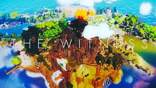 The Witness Let's Play!!