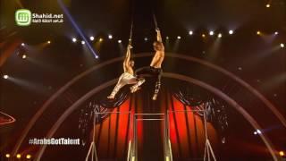Arabs Got Talent- عرض النهائيات – Bar Generations