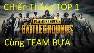 TOP 1 PLAYERUNKNOWN