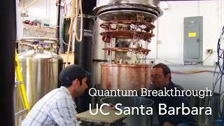 15 = 3 x 5: Erik Lucero's Quantum Computing Breakthrough