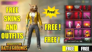 Trick To Get Free Gun Skins And Free Outfits 😍| No App Download
