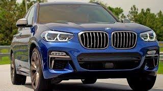 2018 BMW X3 – Ready to fight Audi Q5?