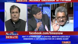 The Newshour Debate: Central Minister demands Odisha CM Patnaik's head - Part 1 of 2