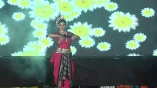 Odissi dance- Vakratunda Mahakaya