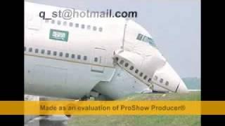 حادث الخطوط السعودية