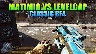Classic BF4 Matimio vs LevelCap - FIGHT!
