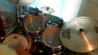 Kim Burrell - Anything (Drum Cover)