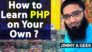 How to Learn PHP on Your Own ?