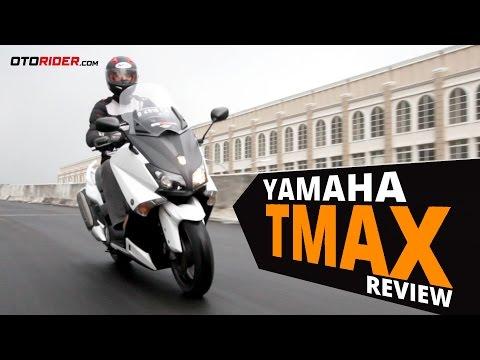 Yamaha TMax Test Ride Review – Indonesia OtoRider