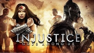 Injustice: Gods Among Us (Ultimate Edition) Game Movie All Cutscenes 1080p HD