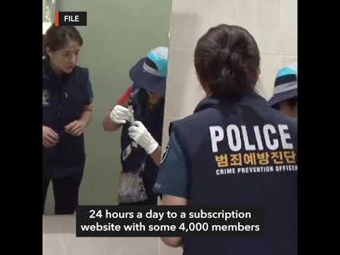 Xxx Mp4 Hundreds Of Couples Livestreamed In South Korean Motel Spycam Porn 3gp Sex